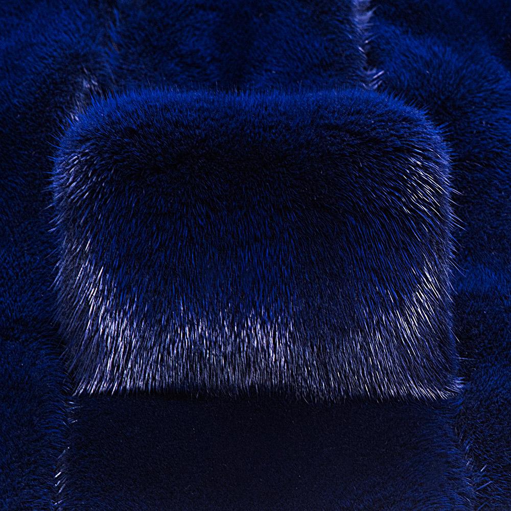 Норка Синий(Crazy Blue)