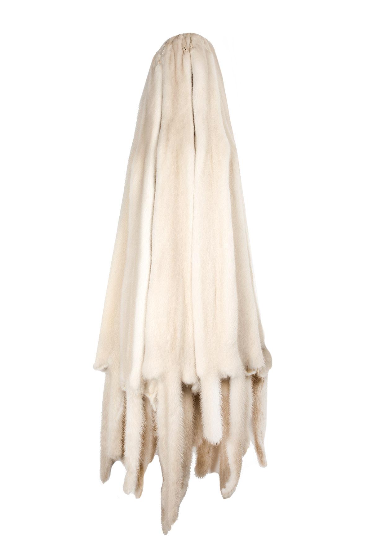 Норка Белая (White)