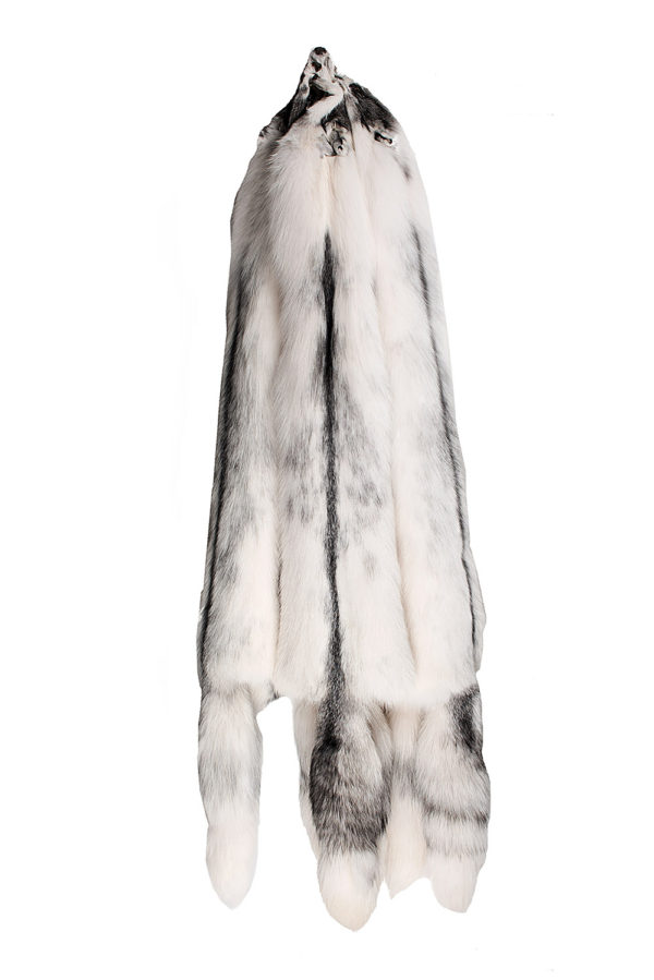 Лиса Artic Marble