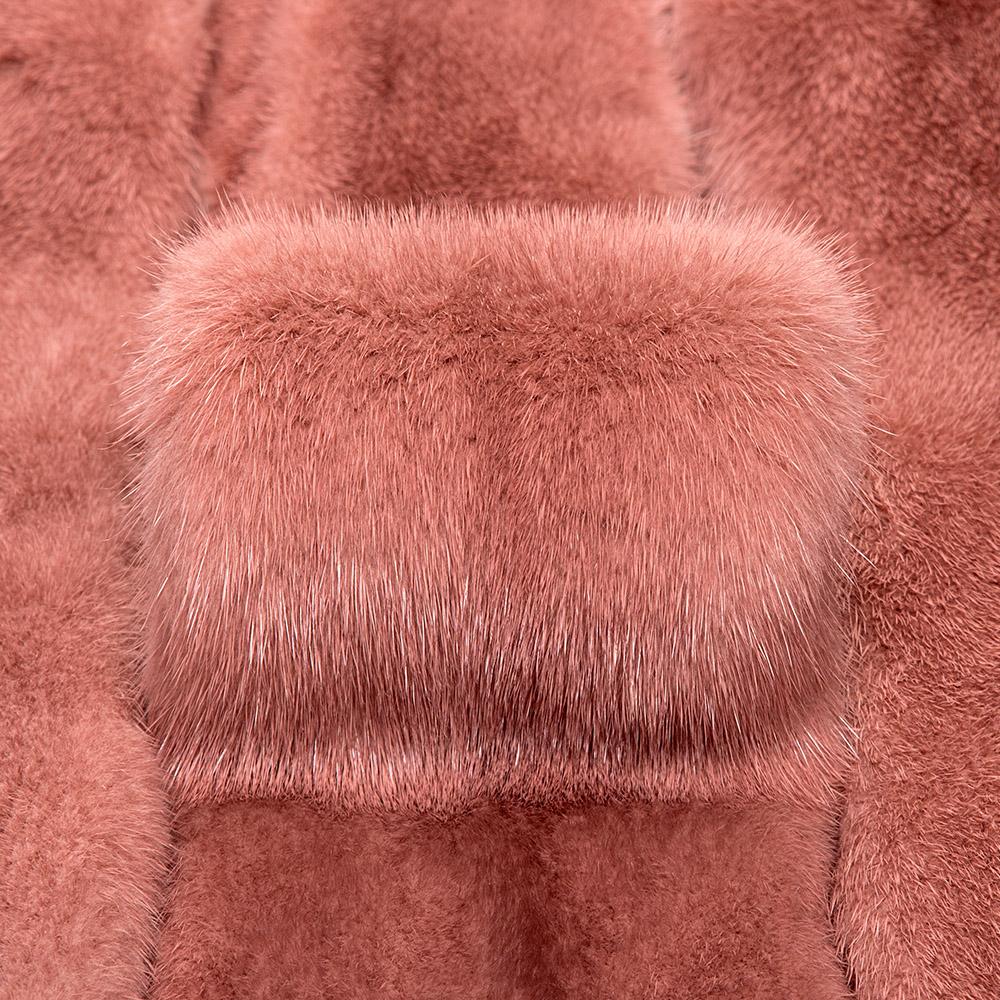 Норка Rosewood Pink
