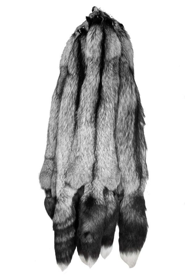 Лисица Серебристо-черная (Silver Fox)