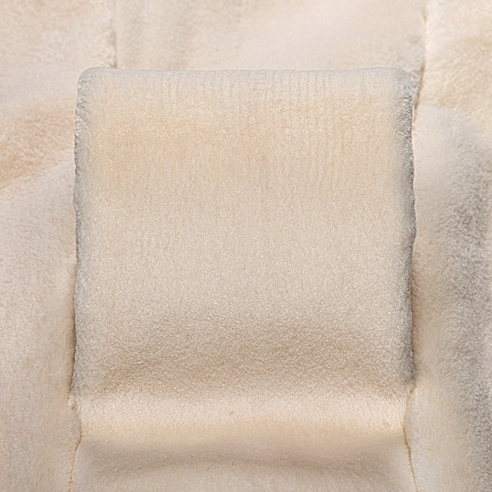 Норка Белый вельвет щипаная (White Velvet Sheered)